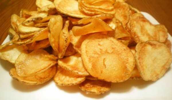 Как сделать чипсы в домашних условиях на
